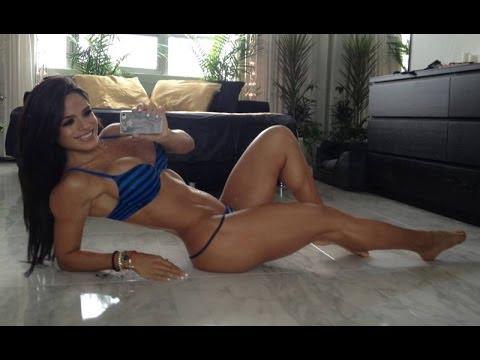 michelle lewin fitness motivation 2014   youtube