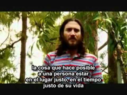 John Frusciante - Entrevista en español (The Heart is a Drum Machine, 2008) - Parte 1