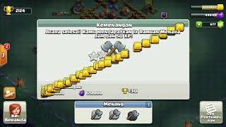 CLASH OF CLANS!!..promosi klan+rampok