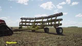 Degelman Pro-Till High Performance Tillage Cultivator - Organic Tillage