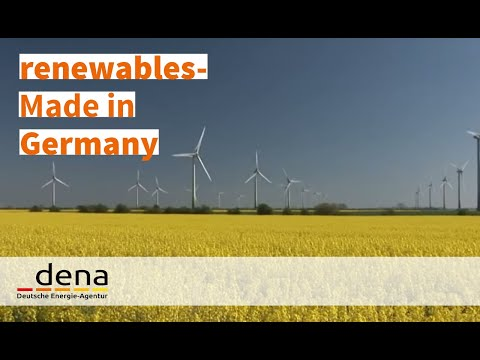 """renewables – Made in Germany"" (english)"