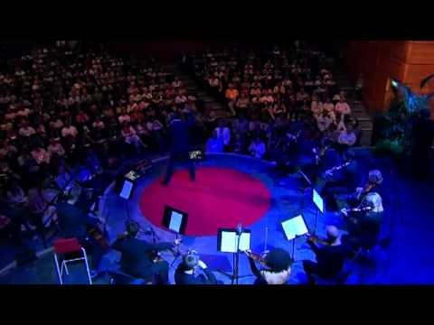 Charles Hazlewood: Trusting the ensemble (TED)
