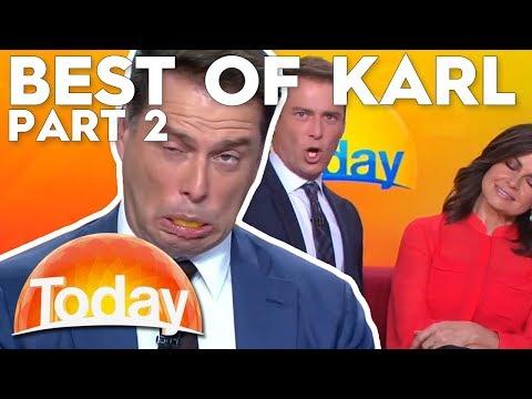 Best of Karl Stefanovic: Part 2   TODAY Show Australia