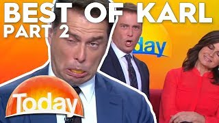 Best of Karl Stefanovic: Part 2 | TODAY Show Australia