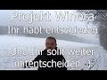 Projekt Winora Trekking restaurieren Entscheidung Custom/Retro oder Bugout Bike Vlog Style