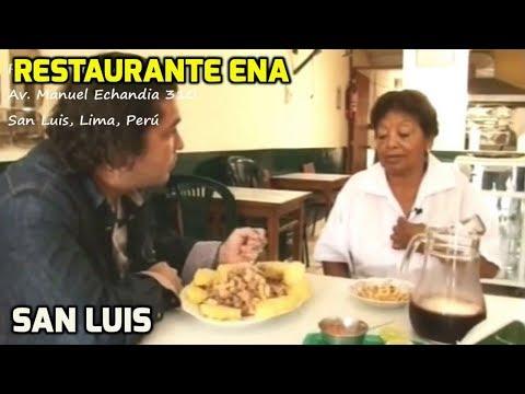 Restaurant Ena - San Luis, Lima, Perú