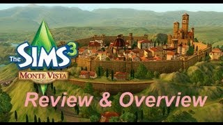The Sims 3 - Monte Vista Overview & Review