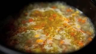 Рассольник со свиными почками (розсольник з нирками)(видео рецепт из кулинарного блога http://www.talerka.ru/recept/ukraine/rozsolnik_s_pochkami/, 2012-09-23T19:46:36.000Z)