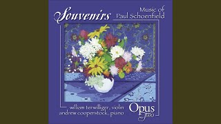 Provided to YouTube by NAXOS of America 4 Souvenirs: No. 3. Tin Pan Alley · Opus Two Schoenfield, P.: 4 Souvenirs / Partita for Violin and Piano / 3 Country ...