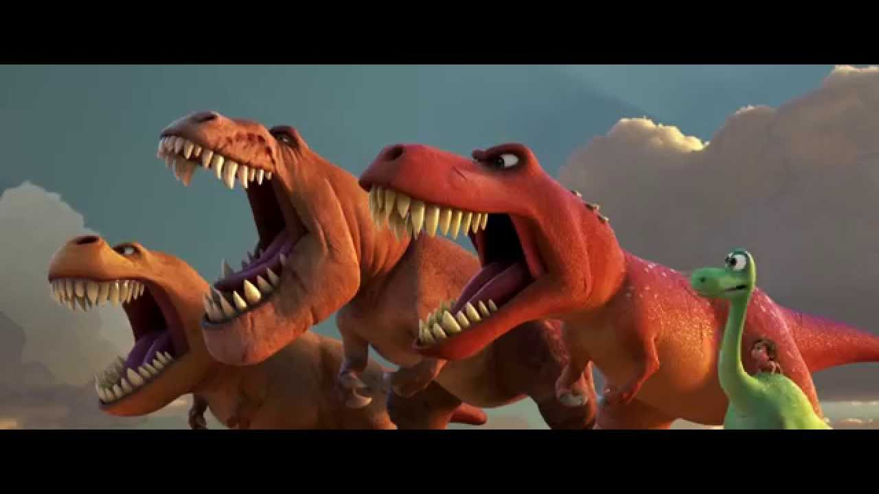 The Good Dinosaur - Official Trailer - Youtube-5511