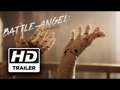 Battle Angel: La última guerrera   Segundo trailer subtitulado   Próximamente