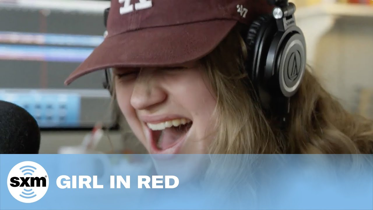 girl in red — I'll Call You Mine [LIVE for SiriusXMU]