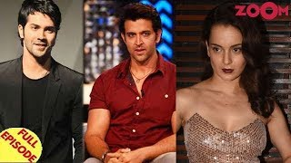 Varun Dhawan to replace Hrithik Roshan Kangana Ranaut to do another biopic film & more