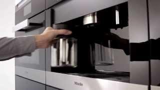 Nieuwe koffiemachines van Miele met EasyClick-melksysteem