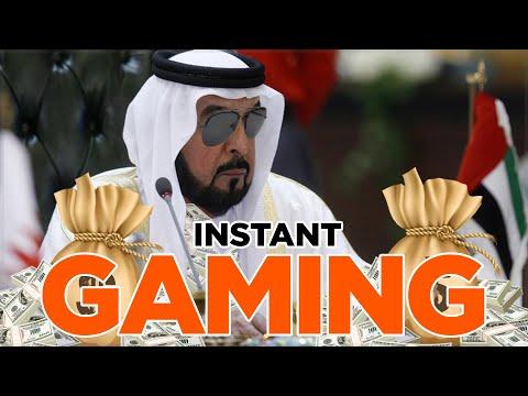 Instant gaming , escroquerie fin des jeux pas chères