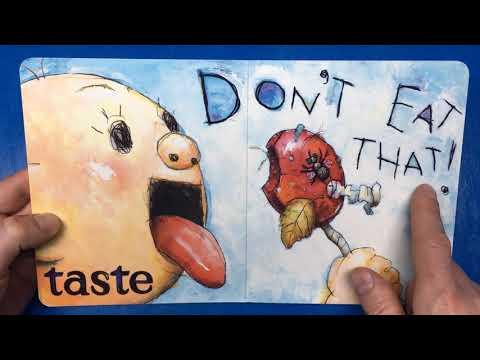 David Smells! Read Aloud Kids Book Written by David Shannon