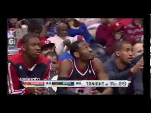 NBA CIRCLE - Washingon Wizards Vs Atlanta Hawks Highlights 13 Dec. 2013 www.nbacircle.com
