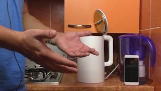 САМЫЙ ПОДРОБНЫЙ ОБЗОР Xiaomi 1.5L Electric Water Kettle ► новый чайник Сяоми!