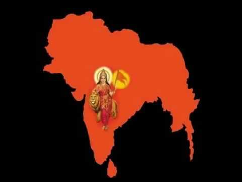 Real Indian map