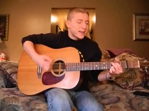 """Kiss You Tonight"" by David Nail - Cover by Timothy Baker - MY ORIGINAL MUSIC IS ON iTUNES!"