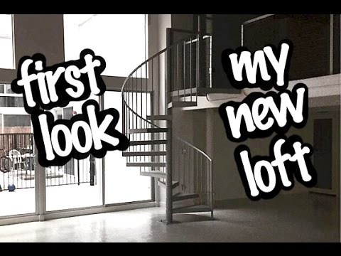 First Look: My New Loft | California Apartment Tour