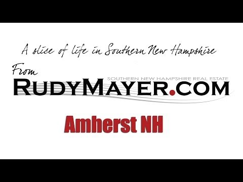 Video Tour Of Amherst, New Hampshire