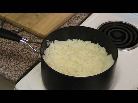 How To Cook Boiled Rice - RECIPE