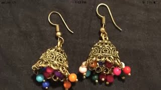 Latest Earrings collections