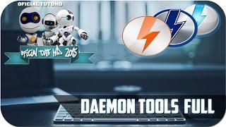 Daemon Tools  Full [64-32 bits] [windows 7-8 y 8.1] Bien Explicado 2015