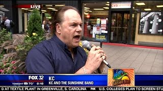 kc and the sunshine band perform please dont go