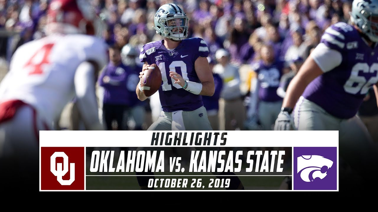 Oklahoma vs. Kansas State