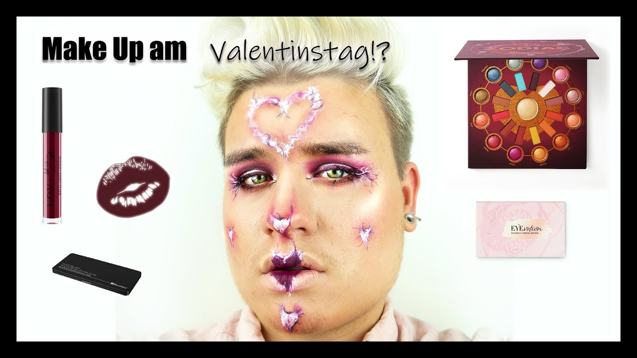Single Am Valentinstag Do Makeup Beautyshit 114 Dome Je Youtube