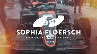 Sophia's VLOG #17 / My steering wheel in FREC & 2nd round of the championship in Vallelunga