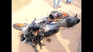KTM Duke/RC crash compilation | Most shocking accident ever