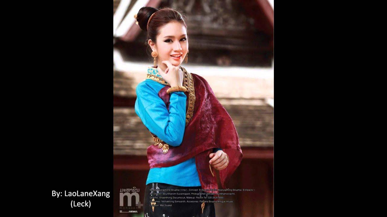 Laos Dresses