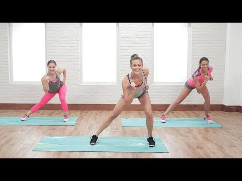 15-Minute Beginner Low-Impact Cardio