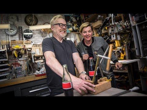 Adam Savages One Day Builds: Overengineered Bottle Opener!
