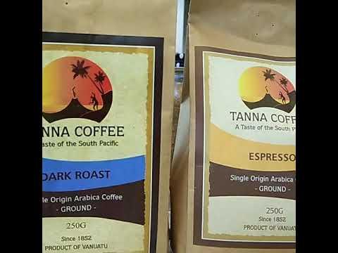 Tanna Coffee PortVila Vanuatu 1