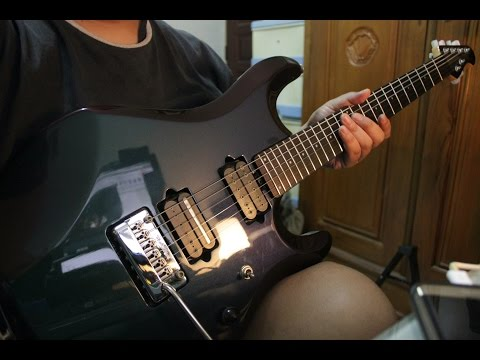 Ernieball Musicman JP6 Mystic Dream