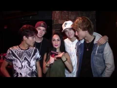 The Fooo Conspiracy Interview With Alexisjoyvipaccess - Pop Nation Tour NYC