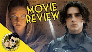 DUNE Movie Review (2021)