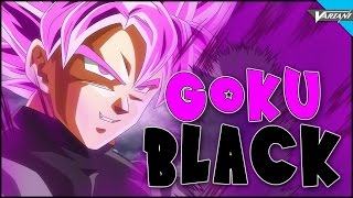 How Powerful Is Goku Black?