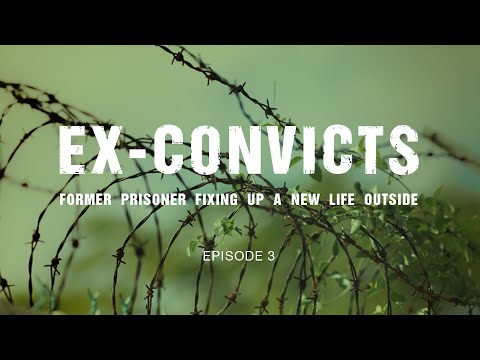 Ex-Convicts (Ep3): Off the drugs and looking for love