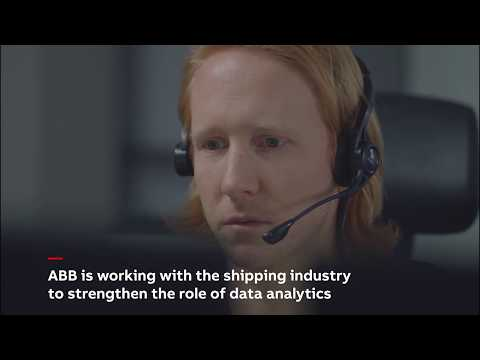 How ABB Ability™ Collaborative Operations Centers serve the maritime industry