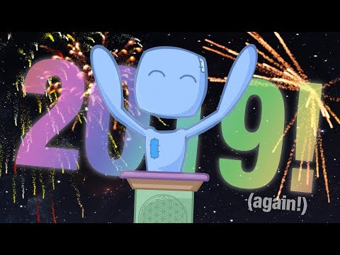 Spirit Science ~ Happy New Year 2019 (Again!)