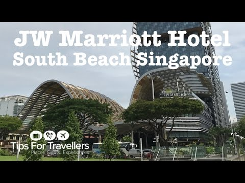 JW Marriott South Beach Hotel Singapore - Room 2110 Tour. The Best And Most Trendy Place To Stay?
