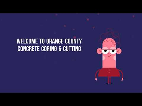 Orange County Concrete Coring & Cutting Dana Point CA - Concrete Trip Hazard