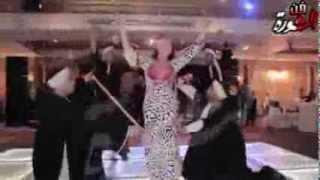 شاهد الراقصة التي رقصت عقب خروج مصر من تصفيات كأس العالم