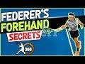 Roger Federer's Forehand Secrets | Osatennis360