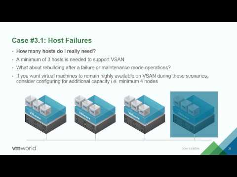 VMworld 2015: STO4572 - Conducting a Successful Virtual SAN Proof of Concept